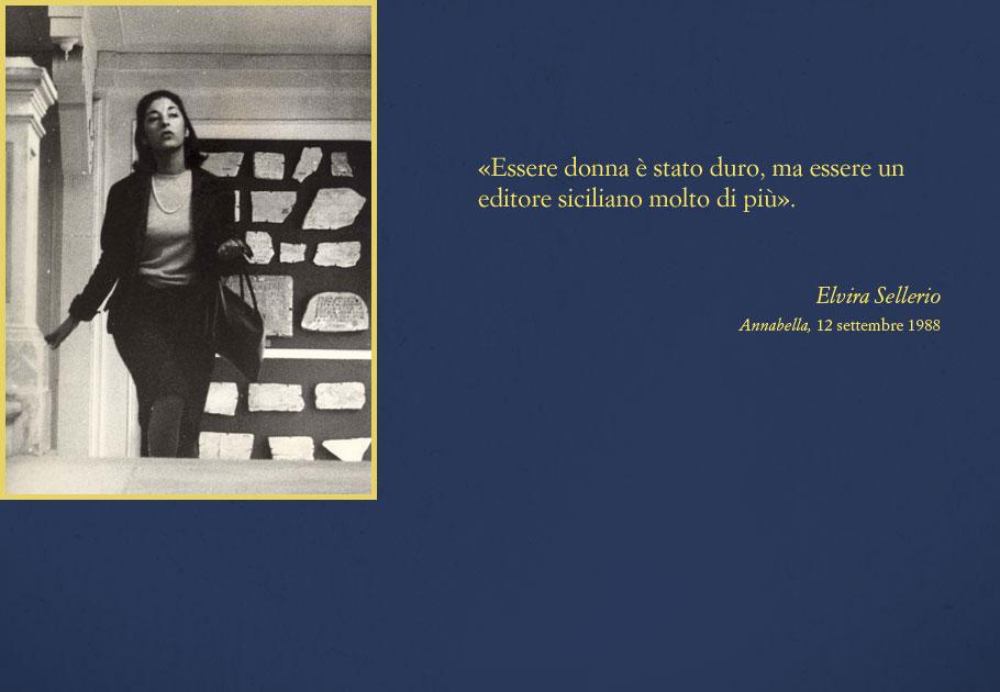 Elvira Sellerio