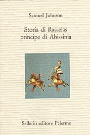 Storia di Rasselas principe di Abissinia