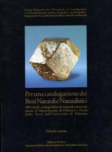 Per una catalogazione dei Beni Naturali e Natuarlistici