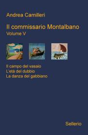 Il commissario Montalbano volume V