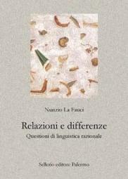 Relazioni e differenze. Questioni di linguistica razionale