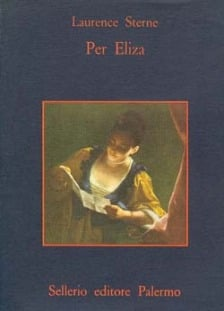 Per Eliza. Diario e lettere