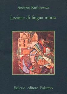 Lezione di lingua morta
