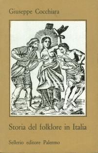 Storia del folklore in Italia