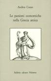 Le passioni economiche nella Grecia antica