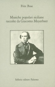 Musiche popolari siciliane raccolte da Giacomo Meyerbeer