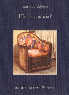 L'Italia rinunzia?