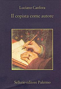 Il copista come autore